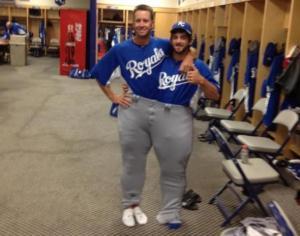 Skinny guys in fat pants